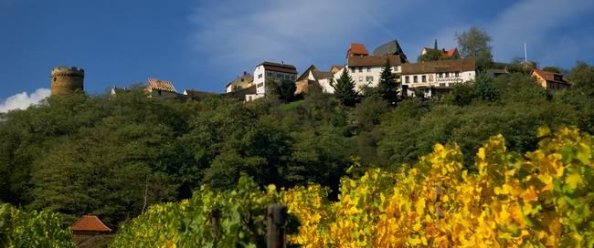 Neuleiningen an der Weinstrasse