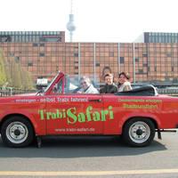 Trabi Safari Berlijn