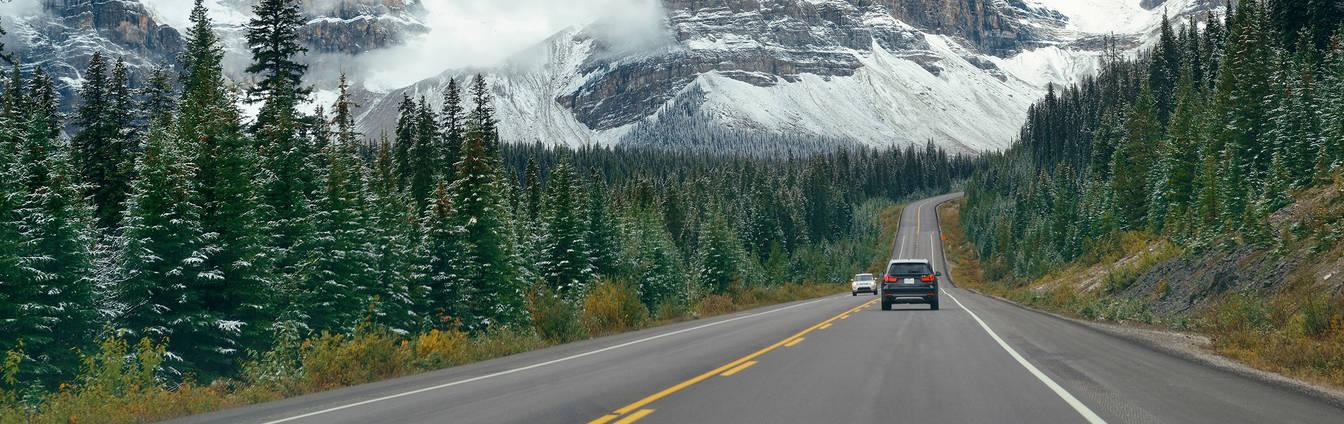 Fly-drive Canada: ideale manier om dit land te ontdekken!