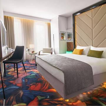 Kamer Inx Design Hotel