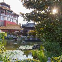 Tuin Hotel Ling Bao
