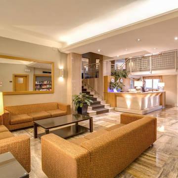 Lounge Hotel Delle Nazioni