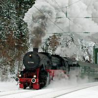 Stoomtrein - Stadtverwaltung Triberg