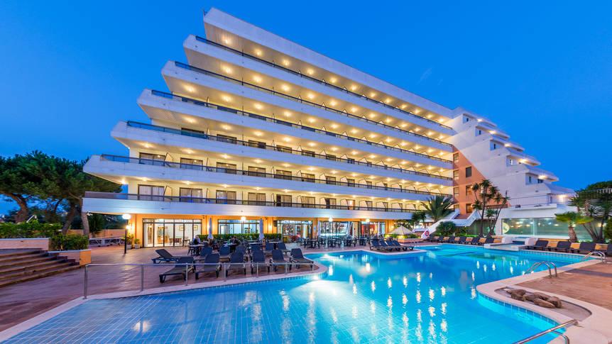 Exterieur en zwembad Hotel Tropic Park