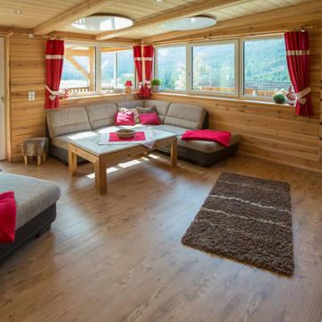 Voorbeeld bungalow Feriendorf Hohentauern