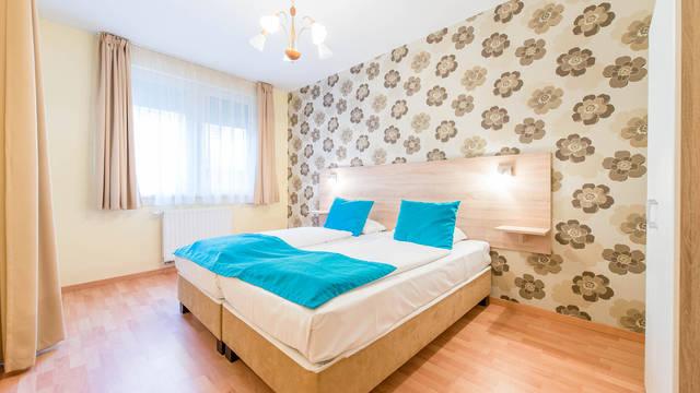 Slaapkamer Appartementen Nova