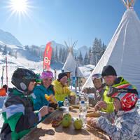 Wintersport in Adelboden