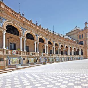 Placa de Espana Sevilla