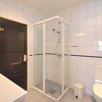 5-kamerappartement badkamer met sauna voorbeeld
