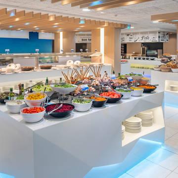 Restaurant Hotel Montemar Maritim