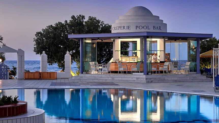 Zwembadbar Serita Beach Hotel