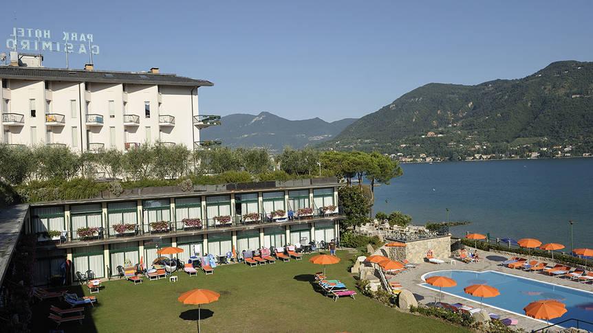 Exterieur Park Hotel Casimiro Village