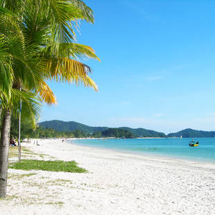Strand Maleisië