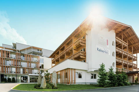 Goedkope autovakantie Tirol 🚗️lti Alpenhotel Kaiserfels