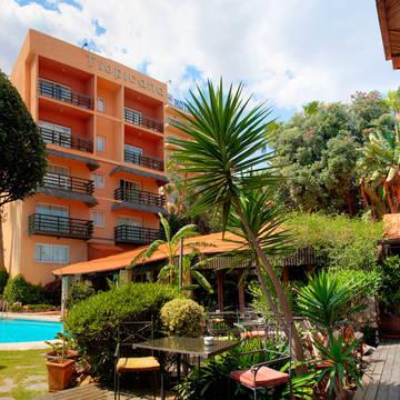 Exterieur Hotel Tropicana