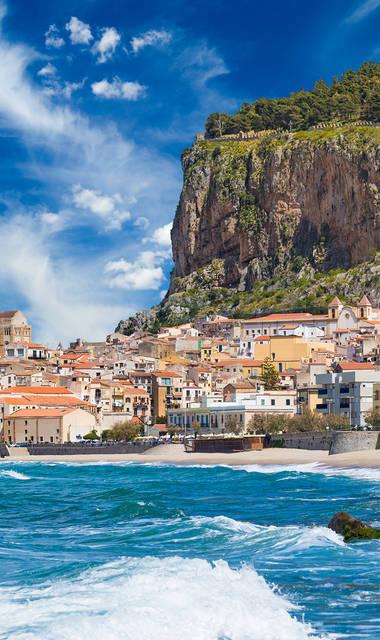 11-daagse vlieg-busrondreis Fascinerend Sicilië
