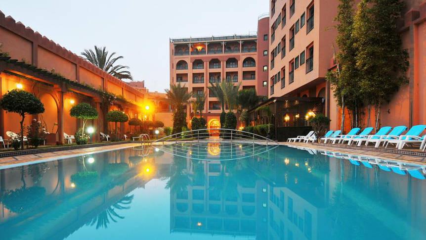 Zwembad Diwane Hotel & Spa