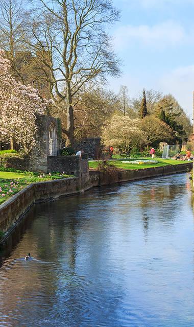6-daagse busreis Pasen in het veelzijdige Kent