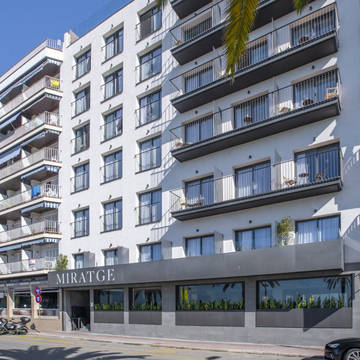 Entree Hotel GHT Miratge