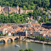 10-daagse riviercruise met mps Azolla Over de Rijn en Neckar naar Heidelberg en Eberbach