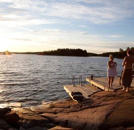Autorondreis Finland