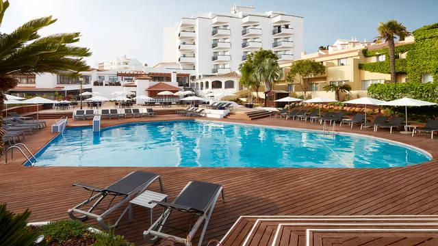 Zwembad Hotel Tivoli Lagos