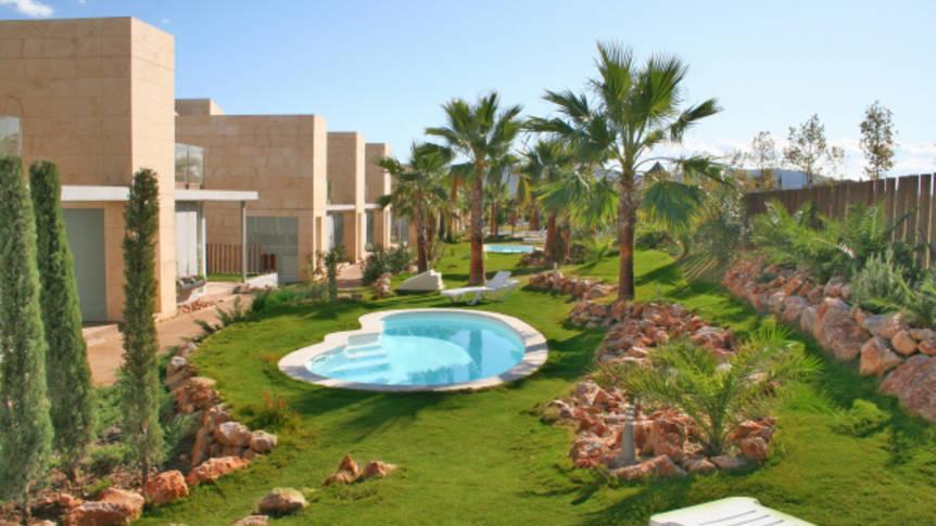 Zwembad Appartementen l'Escala Resort