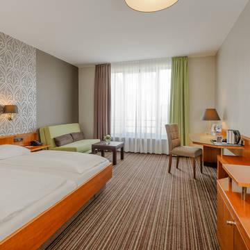 Voorbeeldkamer Mercure Hotel Trier Porta Nigra