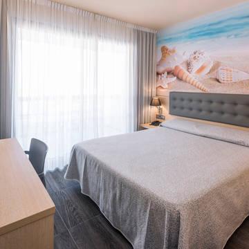 Voorbeeld kamer Hotel Tropic Park