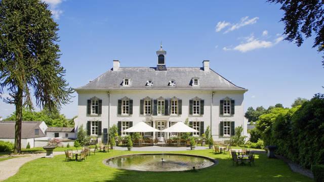 Exterieur Bilderberg Hotel Kasteel Vaalsbroek