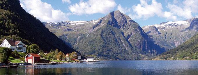 Vliegvakanties Noorwegen