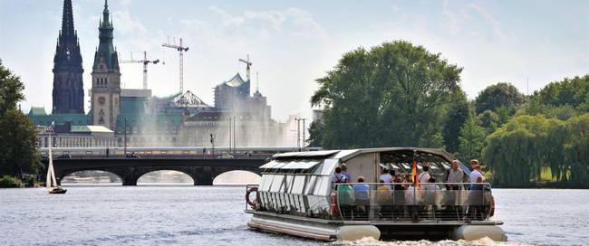Hamburg boottocht