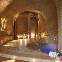 Palazzo Aminta grotta