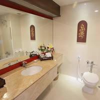 Deluxe kamer - badkamer