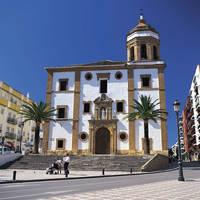 Ronda - De La Merced kerk