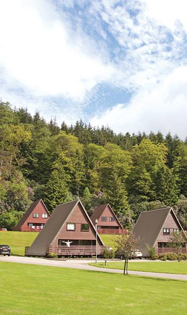 Lochgoilhead Lodges Vakantiepark