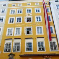 Salzburg - Geboortehuis Mozart