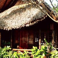 thailand koh chang banpu beach bungalow