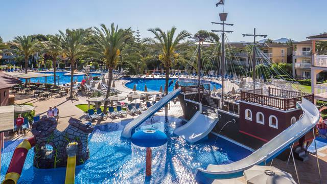 Zwembad Zafiro Can Picafort