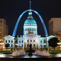 Gerechtsgebouw in St. Louis