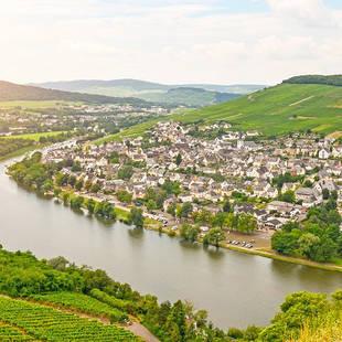 Moezel, Duitsland