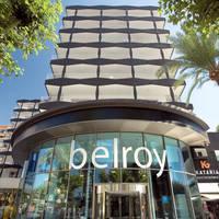 Zonvakantie Appartementen Roybel (Torre Belroy) in Benidorm (Costa Blanca, Spanje)