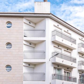 Exterieur Appartementen Pineda Sorrabona