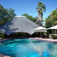 Zwembad Sefapane Lodge