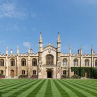 Cambridge - Corpus Christi Collage
