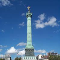 Place de la Bastille, op ca. 10 minuten lopen van het hotel!