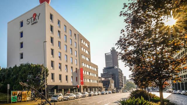 Exterieur Hotel Stay Porto Centro Trindade