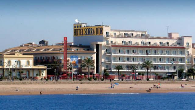 Exterieur Hotel Sorra d'Or