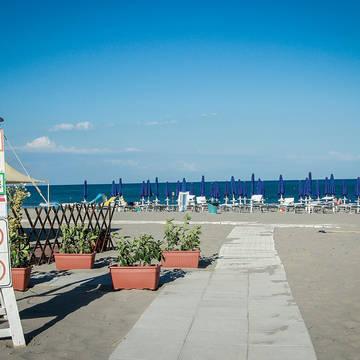 Strand Danaide Resort