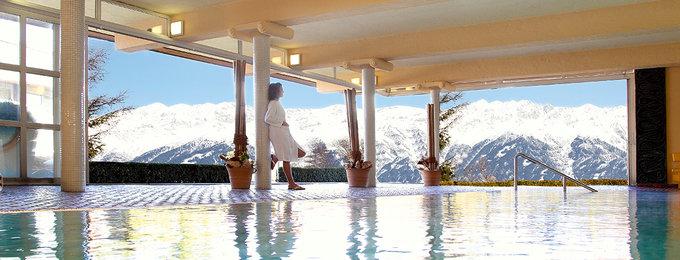 Wintersport luxe wellness